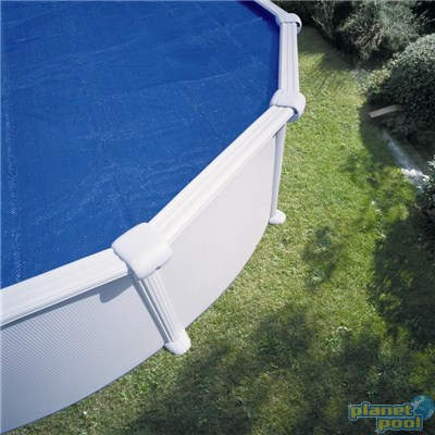 Solarno pokrivalo za bazen 500 x 300 cm ovalno